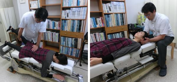ch1-014jpg。 椎間板ヘルニア、良くなります。 椎間板ヘルニアは、手術をしないと良くならないと信じていませんか?それは間違いです。 ほとんどの椎間板ヘルニアは、病院で手術をしなくても改善することができます。 椎間板ヘルニアは、椎間板の繊維が神経の側に出っ張ることによって痛みが出てきます。 浜松市東区、周辺で、カイロプラクティック、整体をお探しなら当院まで。 当院のカイロプラクティック/整体では、背骨/骨盤矯正と一緒に椎間板の調整を行います。 当院は、カイロプラクティック/整体専門の治療院です。 安心してお任せください。 浜松市東区、周辺でカイロプラクティック/整体をお探しなら、こちらまで。