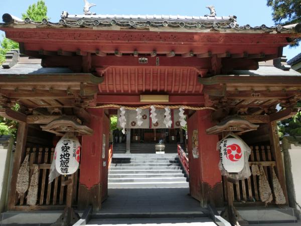 岩水寺(がんすいじ)