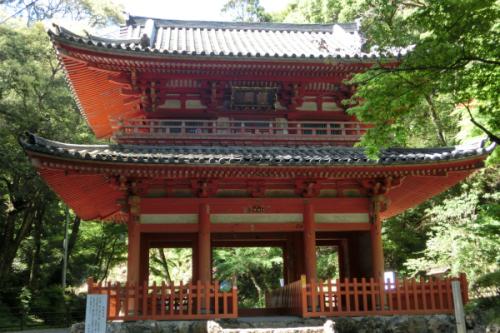 方広寺(ほうこうじ)、奥山半僧坊