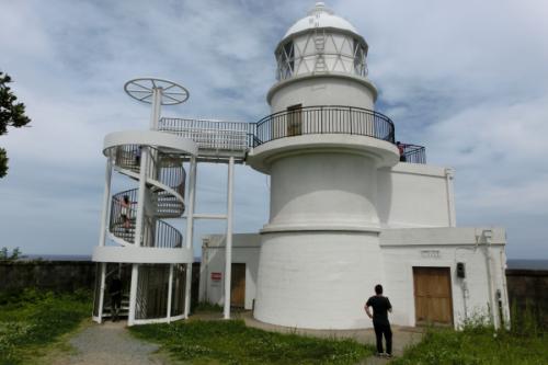 樫野崎・灯台