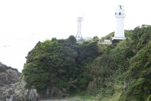 潮岬・灯台