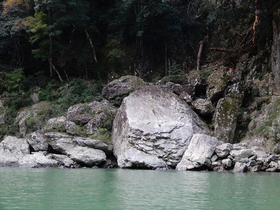 瀞峡 瀞峡(どろきょう)